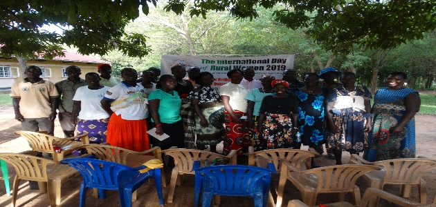 Rural Women Farmers Building Climate Resilience through Organic Agriculture