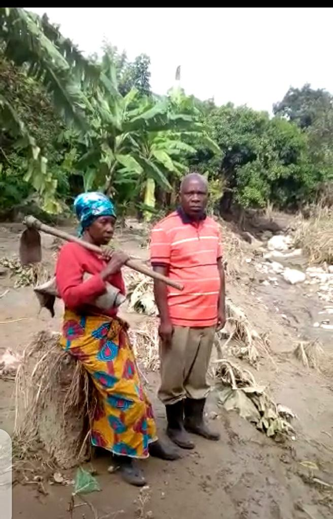 Floods in Kisoro and Kasese district causing hunger and desperation among small-scale farming communities